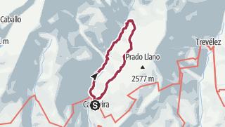 Map / Am Fuße des Mulhacen