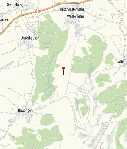 Karte / Naturschutzgebiet Hundsmoor