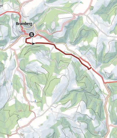 Bromberger Hexenweg Wanderung Outdooractivecom