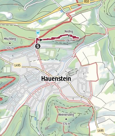 Mappa / Neding Ostgratfelden
