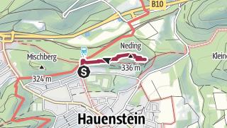 Map / Neding Ostgratfelden