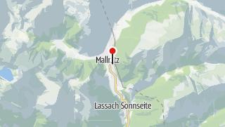 Map / Urlaub vom Auto - im Nationalpark Hohe Tauern