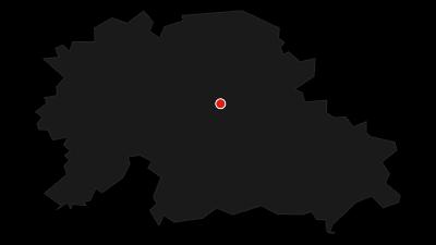 Karte / Wanderung zum Aussichtspunkt Schornsteinberg mit einem Besuch in der Baumannshöhle