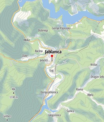 Map / Putnik Bakery