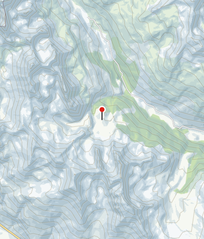 Map / Refuge de Chardonnet