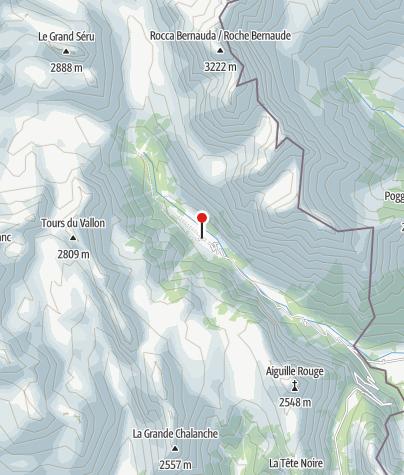 Karte / Rifugio IreMaggi