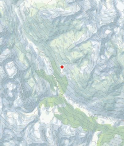 Karte / Refuge Ricou
