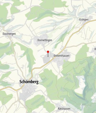 Karte / Fossilienmuseum Dotternhausen mit Klopfplatz