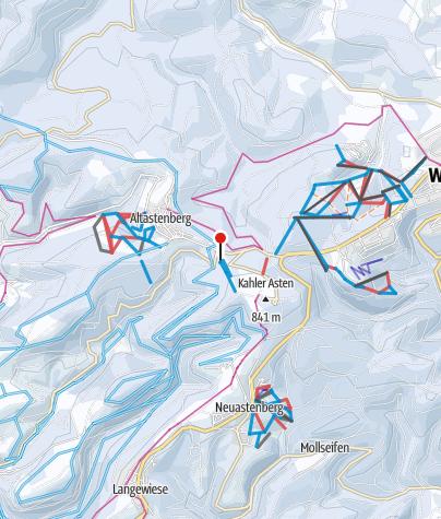 Mapa / Sahnehang