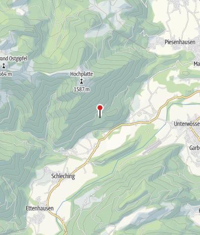 Karte / Heinzen-Alm