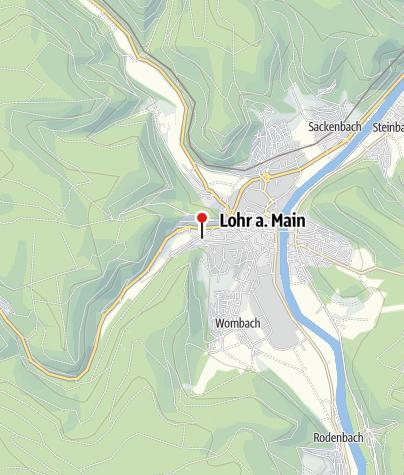 מפה / Jugendherberge