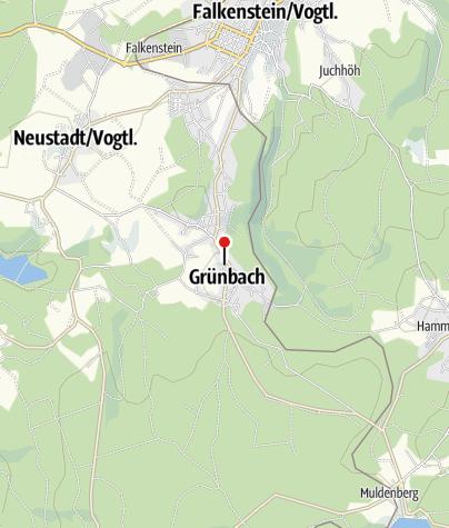 Karte / Tourist-Information Gemeinde Grünbach