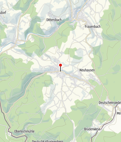 Karte / Wendt & Kühn-Figurenwelt Seiffen
