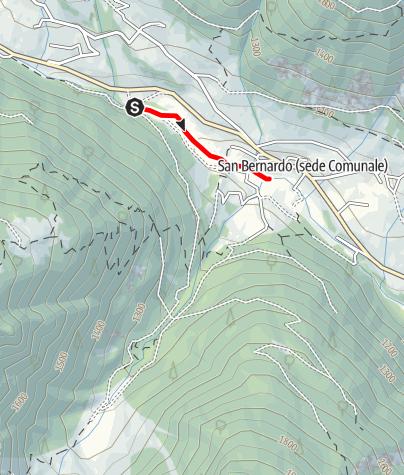 Map / NK1 Le Marinolde Superiore