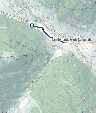 Karte / NK1 Le Marinolde Superiore