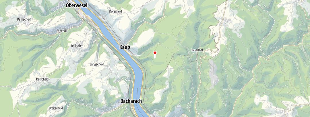 Map / Hütte (H)