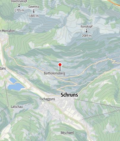 Karte / 8. Station: Tschuga Moor