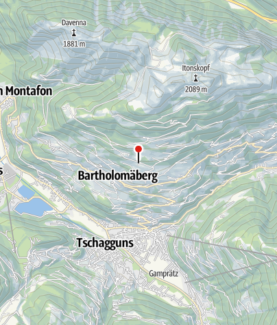 Karte / 10. Station: Roferweg, Haldenanschnitt und spätmittelalterliche Erzaufbereitung