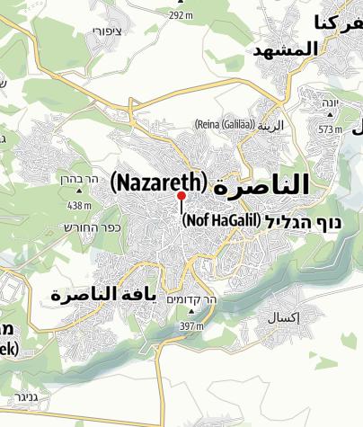 Karte / Fauzi Azar Inn