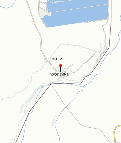 Karte / Shkedi's Camplodge