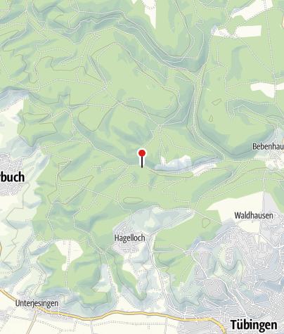 Karte / Becklesgartenhütte