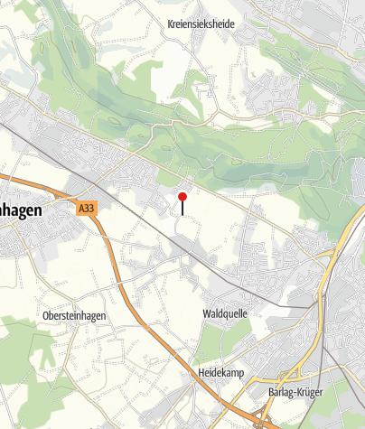 Karte / Campingpark Bielefeld