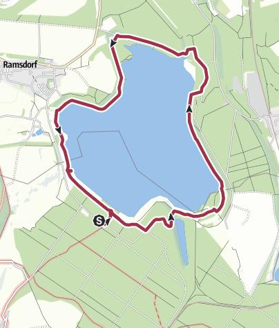 Mapa / Tourenplanung am 19.05.2020 11:47:02 vorm.