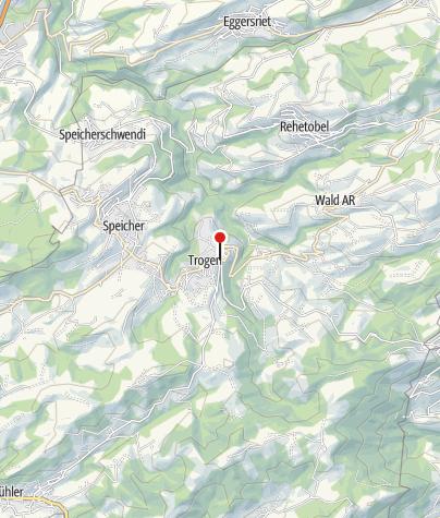 Karte / Jahrhundert der Zellweger