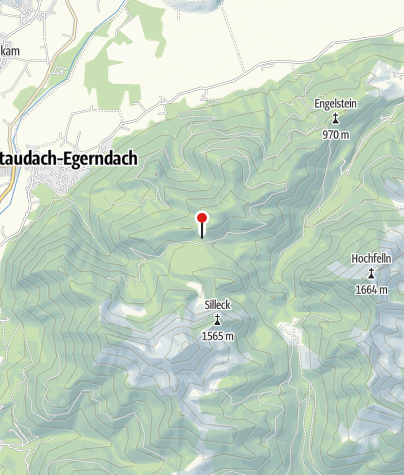 Karte / Vorder-Alm