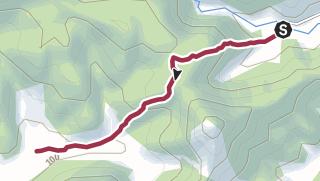地图 / 盘山古道