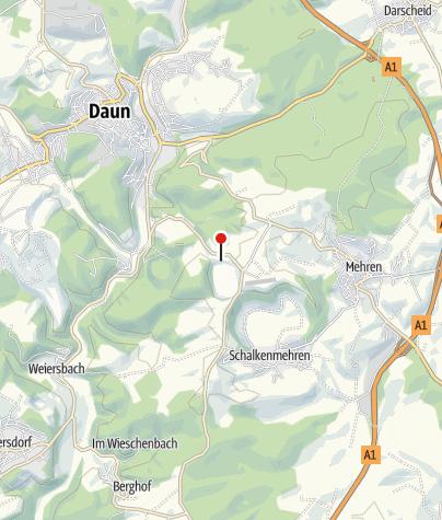 Karte / Weinfelder Maar