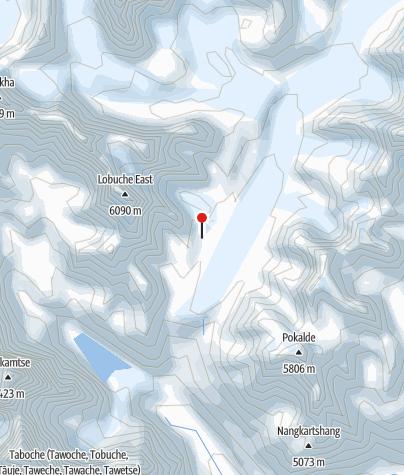 Karte / Lobuche 4930m