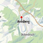 Karte / Arnsberger Mühlenbräu - Gasthausbrauerei