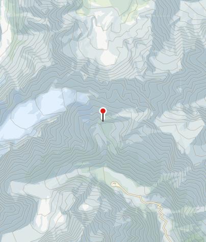 Map / Refuge Glacier Blanc