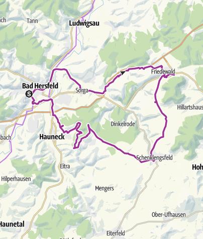 Térkép / Rennrad am 26. Juli 2020 um 11:48
