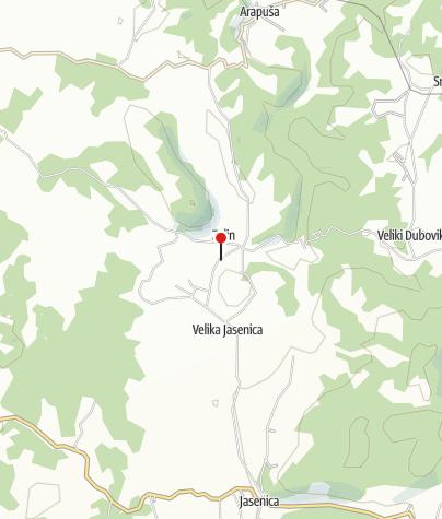 Map / Pecanin Guesthouse