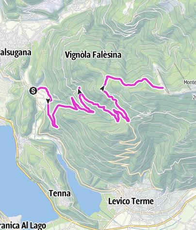 Cartina / Panarotta
