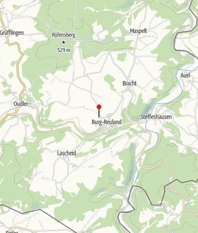 Map / Hotel-Restaurant Burg Hof