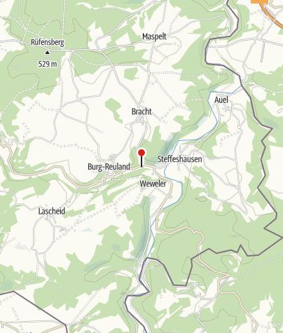 """Map / Hotel Val de l'Our - Restaurant """"De Mangerie"""""""