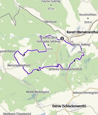 Karte / Horska 1