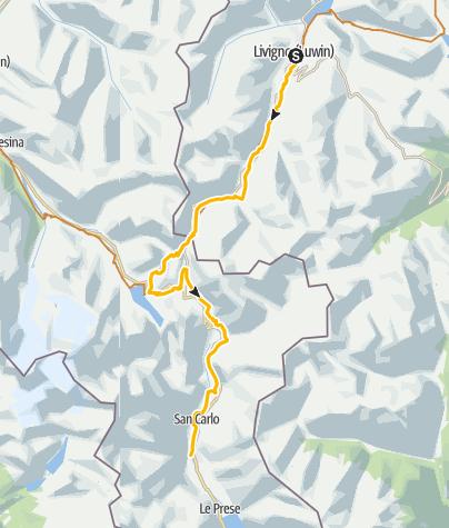 Map / 436 Poschiavino Trail