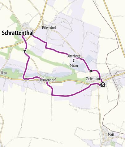 Karte / Familientour