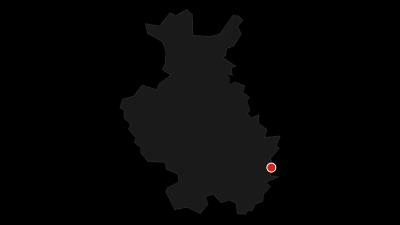 """Karte / Weserhöhen-Wanderung """"Rund um den Heineberg"""""""