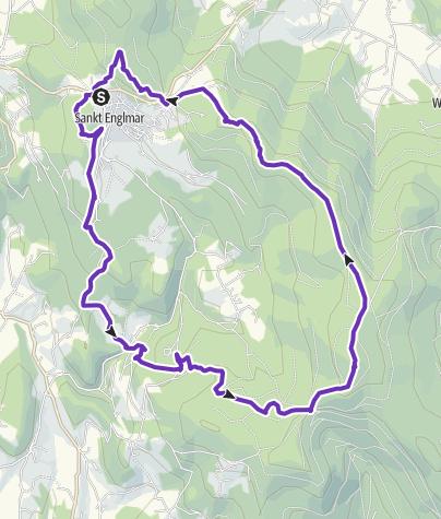 Map / #laufenimgrenzbereich2020 #suedpanoramalauf