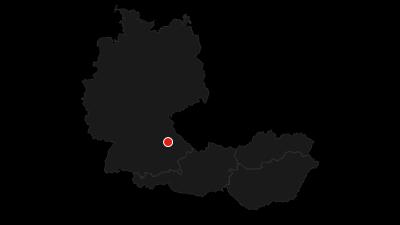Map / Straße der Kaiser und Könige