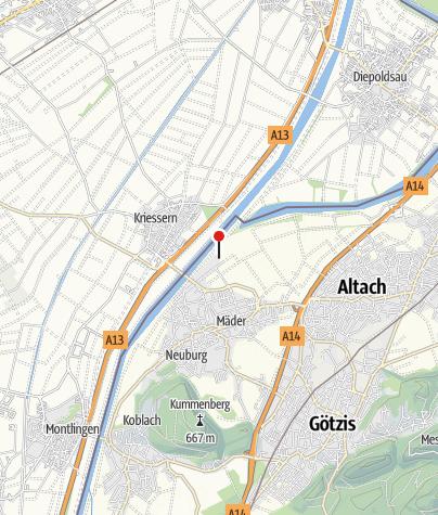 Karte / Station 9: Der Schleichweg