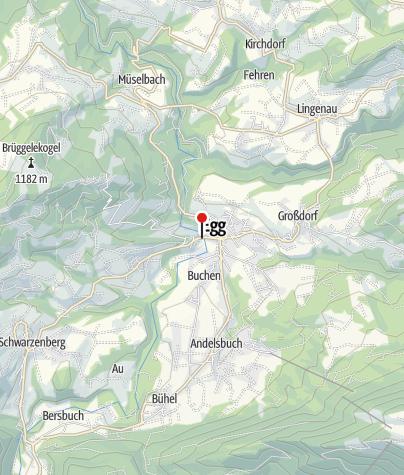Karte / Station 2: Fluhbrücke