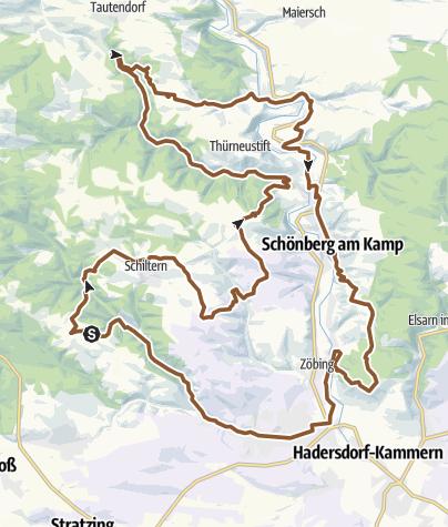 Karte / Best of Kamptal