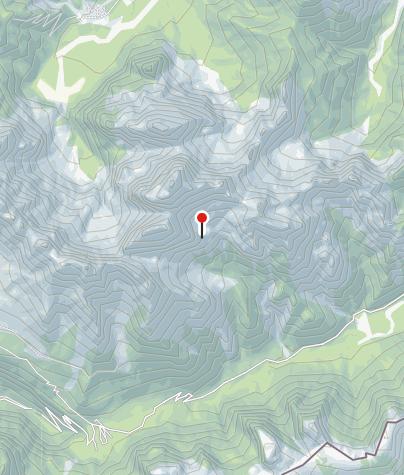 Karte / Corsihütte (Rif. Guido Corsi)