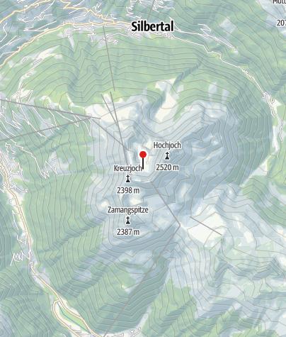 Karte / Herzsee